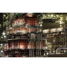 Eliassen Glass painting 60x90cm Night