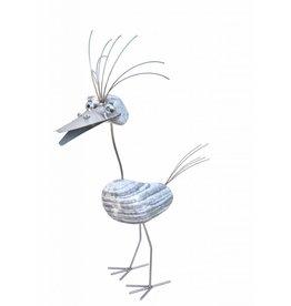 Rvs bird Lieselotte
