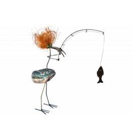 Bird Fantasy Edelstahl Bercadius Angler
