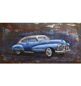 Eliassen Painting 3d metal 60x120cm Sled