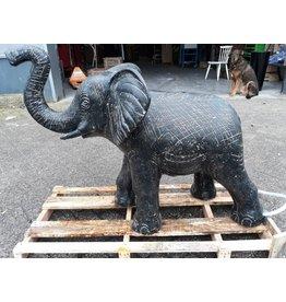 Eliassen Elephant statue in 2 sizes
