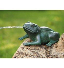 Eliassen Bronze frog squirting
