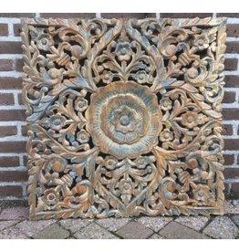 Wandpaneel Holz-Platz