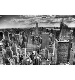 Photo behind glass painting 100x150cm Manhattan