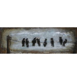 Eliassen 3d schilderij Avond