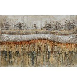 Canvas painting 120 x 80cm Dream