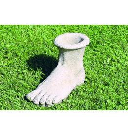 Blumentopf Fuß