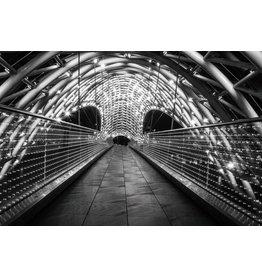 Foto Glasmalerei Stahl 80x120cm