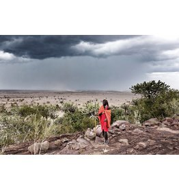 Schilderij glas foto Ivoorkust 80x120cm