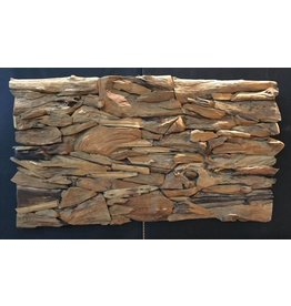 Eliassen Wooden Wall Panel Wander 120x70cm