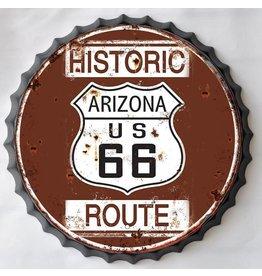Wall decoration beer cap Historic