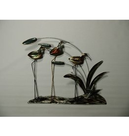 Wall decoration 3d Waders