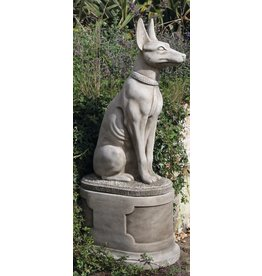Dragonstone Pedestal oval for Pharao dog or cat