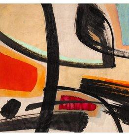 MondiArt Dibond painting Modern 80x80cm
