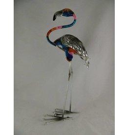 Flamingo metaal