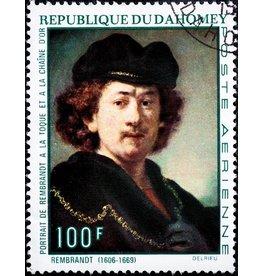 Ter Halle Glasschilderij Rembrandt 80x120cm