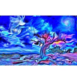 Ter Halle Glasschilderij Modern 80x120cm
