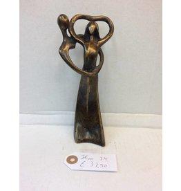 Kleine Bronzen Beeldjes.Bronzen Moderne Beelden Shop Online Bij Eliassen Nl