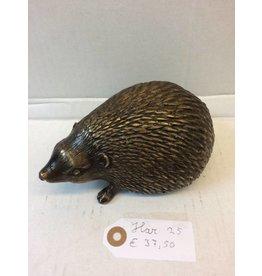 Eliassen Bronze statue Hedgehog