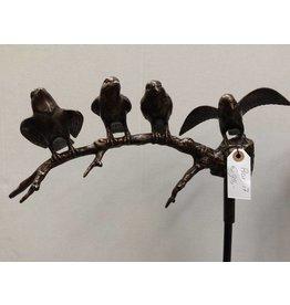 Eliassen Garden plug with 4 birds
