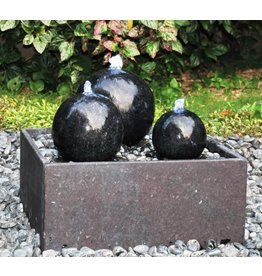 Eliassen Terrasfontein Polish Balls granite