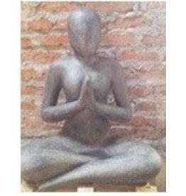 Eliassen Yoga image Namaskar greeting 60cm