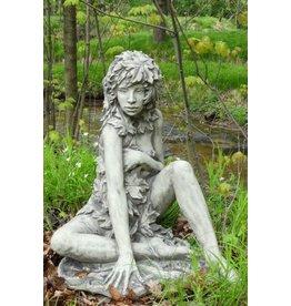 Eliassen Gartenstatue Bosnimf Ahorn