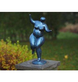 Eliassen Fat Lady Bild Bronze Belle Mia