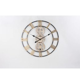 Eliassen Hanging clock around Industry 60cm