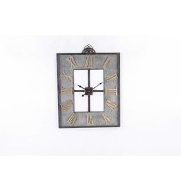 Eliassen Hang Uhr Quadrat Roman