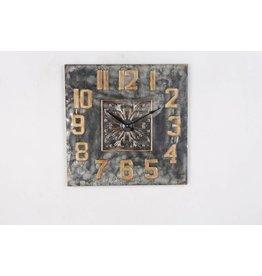 Eliassen Wall clock square Effete