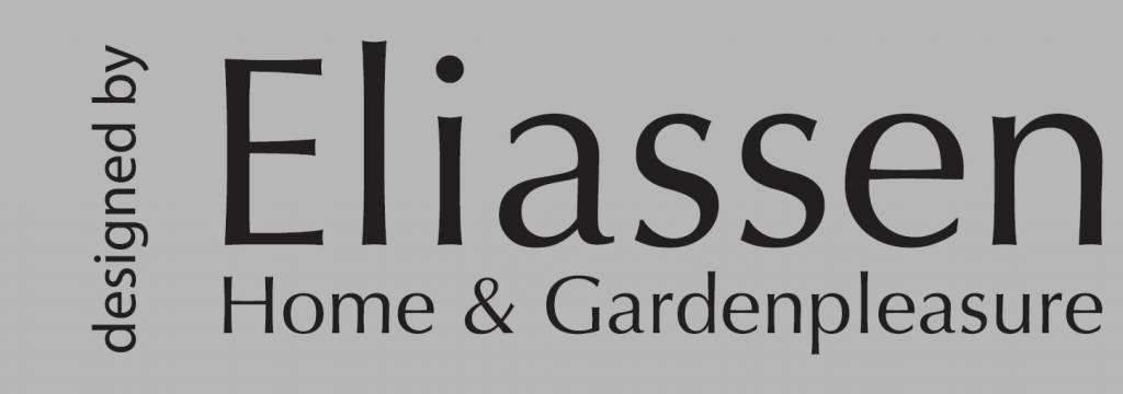 Eliassen Blumentopf um Codi Glanz in weiß oder schwarz 40cm