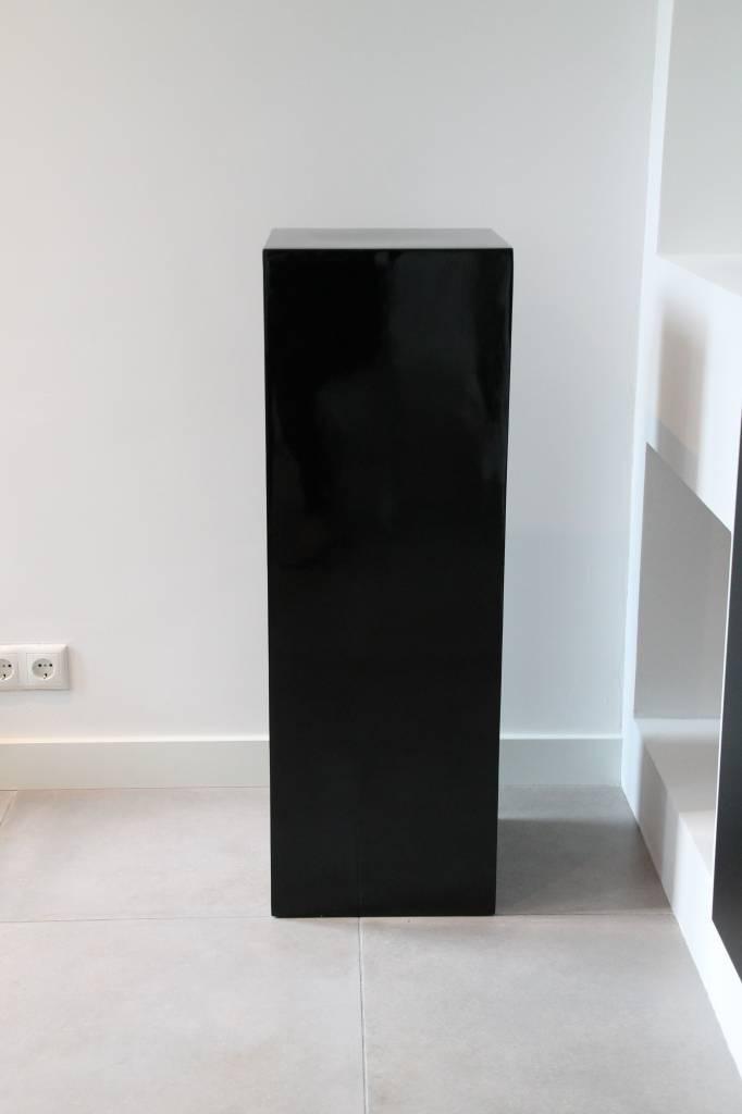 Eliassen Sokkel hoogglans Urta in wit of zwart 100cm