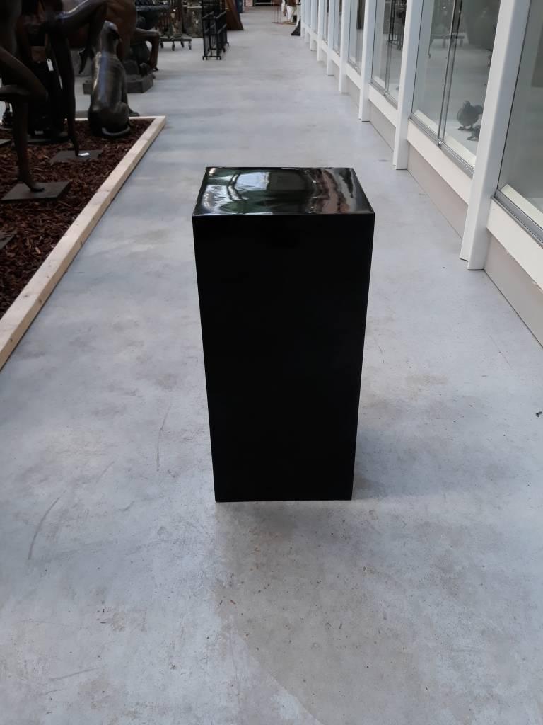 Eliassen Sockel hochglanz Urta schwarz 60cm