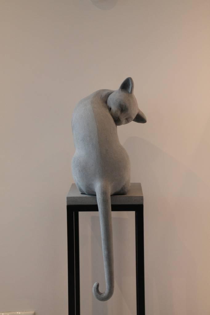 Eliassen Cat Hochglanz in schwarz oder grau