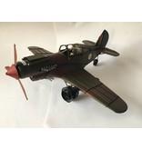 Miniaturmodell Flugzeug Spitfire
