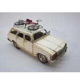 Eliassen Miniatuurmodel blik Stationcar