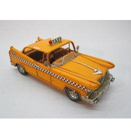 Eliassen Miniature model look American taxi