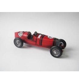 Eliassen Miniature model look Sports car red