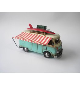 Eliassen Miniature model look Camper with awning