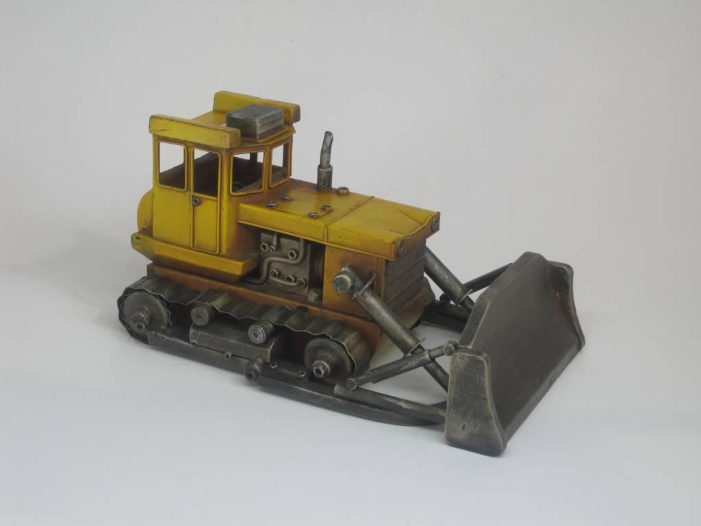 Eliassen Miniatuurmodel blik Bulldozer