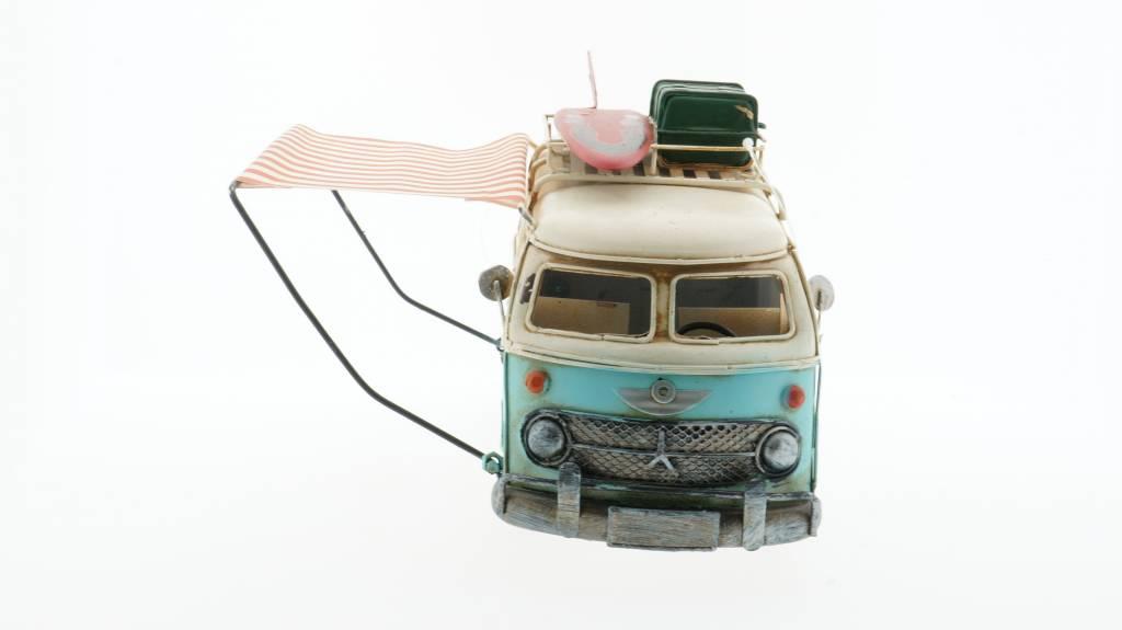 Eliassen Miniaturmodellblick Camper mit Markise