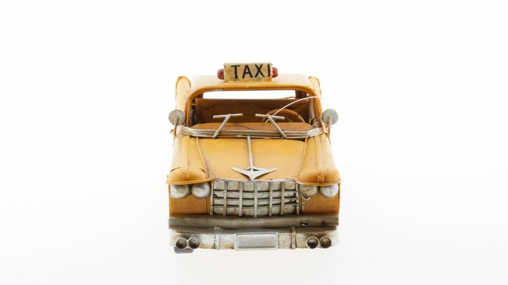 Eliassen Amerikanisches Taxi des Miniaturmodellblickes