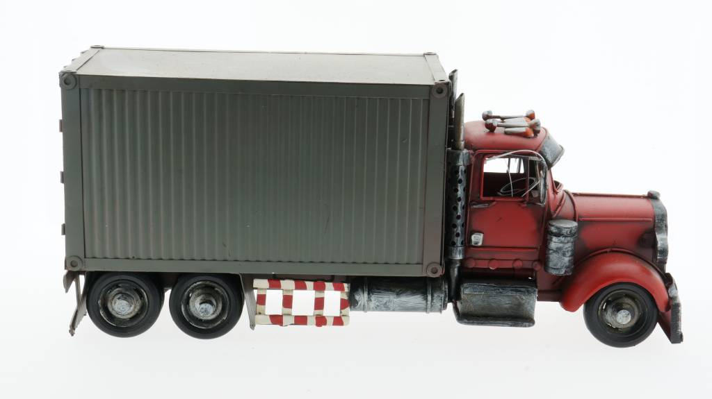 Eliassen Miniatuurmodel blik Containertruck