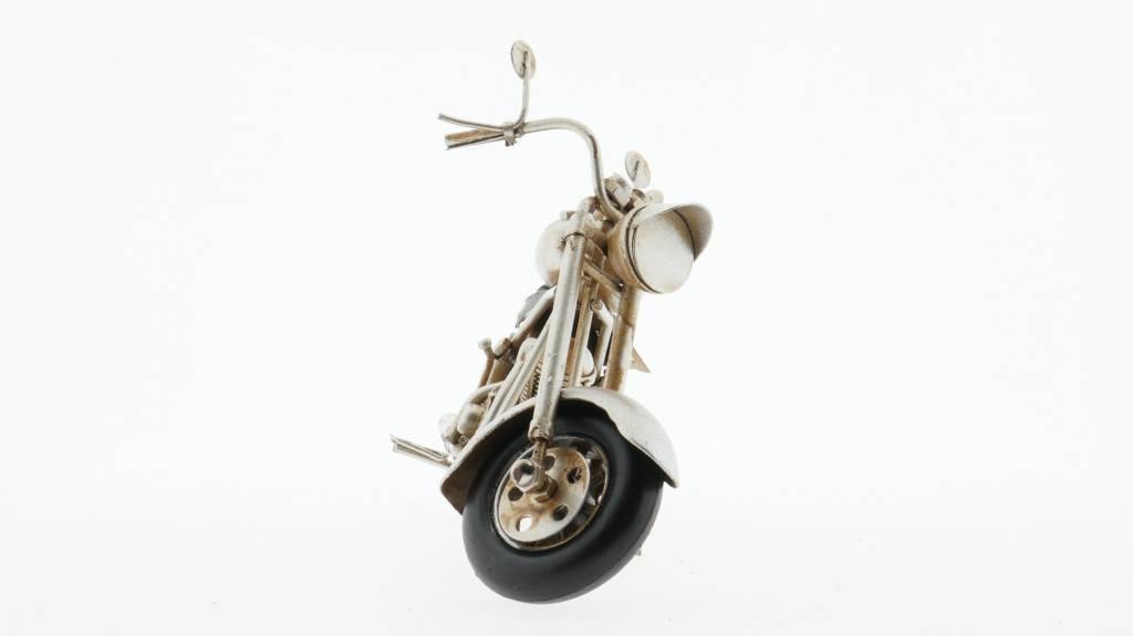 Eliassen Miniaturmodell kann Harley Motor rot - grau