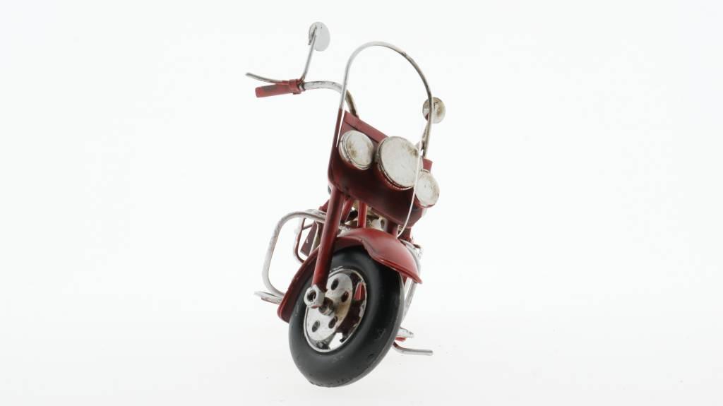 Eliassen Miniatur-Modell kann Harley Motor mit Koffer