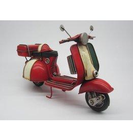 Eliassen Miniaturmodellblick Roller Vespa Italien