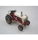 Eliassen Miniatur Traktor weiß