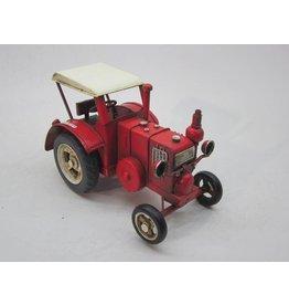 Eliassen Miniatuur trekker van metaal  Lanz