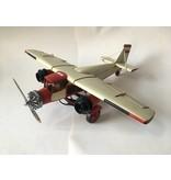 Eliassen Miniaturmodell Oldtimer Flugzeug groß